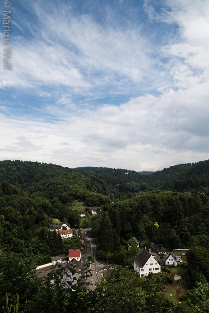 Blick von Isenburg