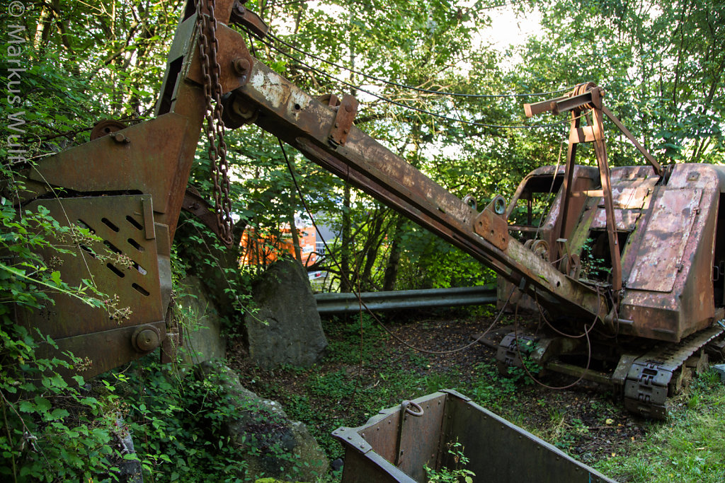 Lost Place Bagger