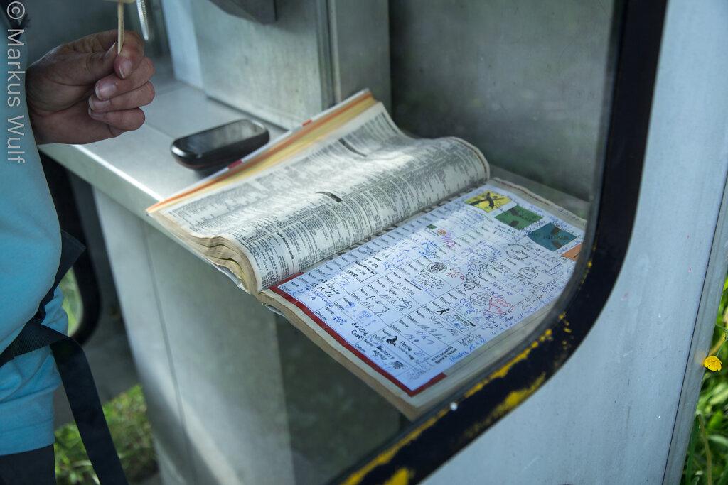 amtliches Logbuch