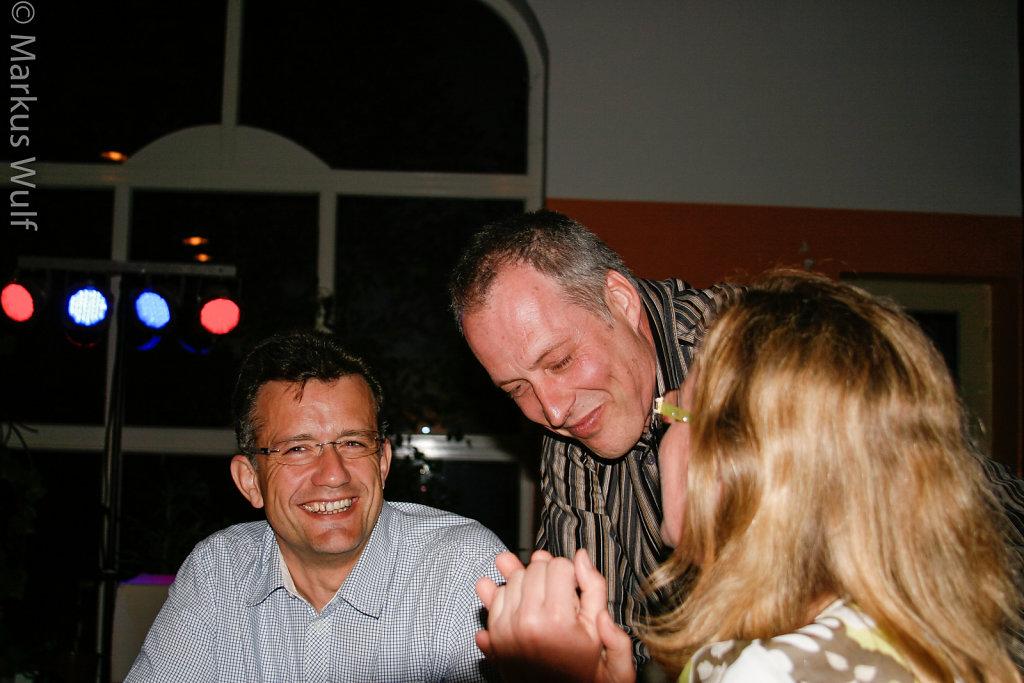 Volkers 50ster Geburtstag
