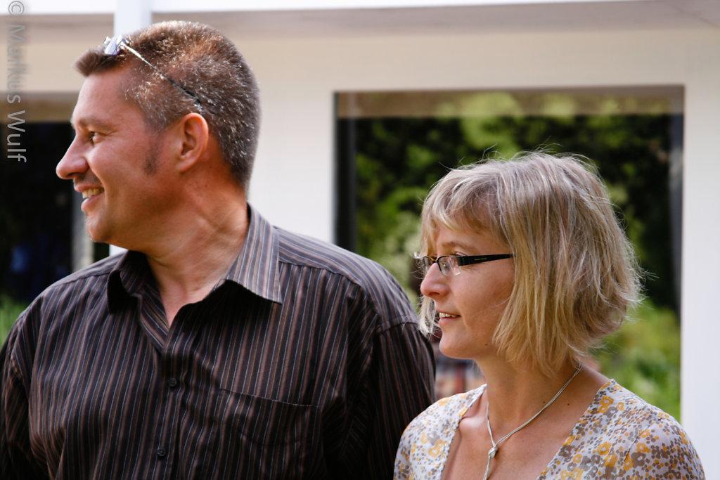 Frau und Herr Ullrich